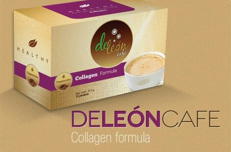 DE LEÓN CAFÉ – COLLAGEN FORMULA  Flavor: Cappuccino  COLLAGEN FORMULA  The unique blend of collagen flavored cappuccino, with ingredients that may revitalize and smooth your skin, flavored in cappuccino.  We added the most abundant protein on earth; Collagen. Collagen is one of the long, fibrous structural proteins whose functions are quite different from those of globular proteins such as enzymes. It is the main component of fascia, cartilage, ligaments, tendons, bone and skin. Along with…
