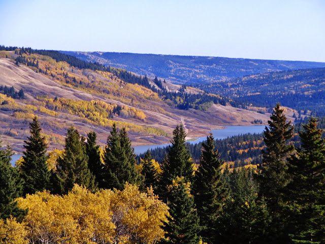 Elkwater located in the Alberta side of Cypress Hills Interprovincial Park! #TimeToExplore
