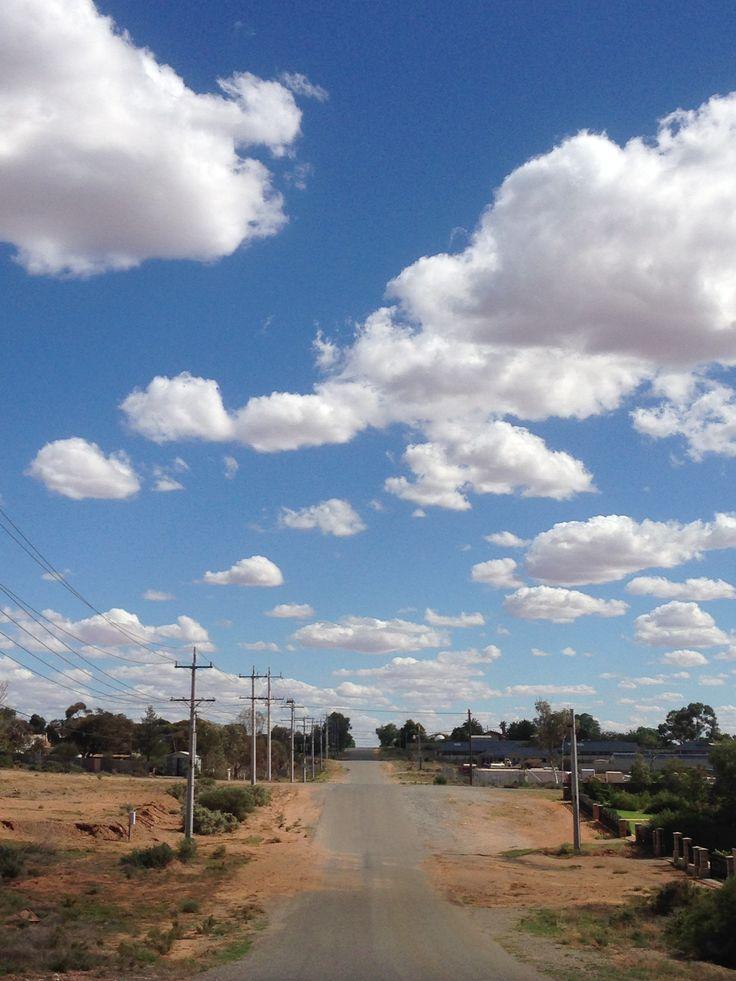 Brown Street, Broken Hill