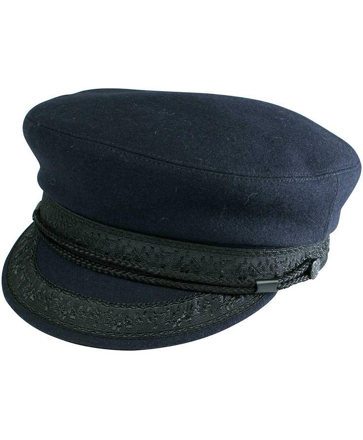 Cap.Wool cloth.