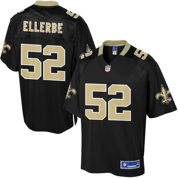 NFL Pro Line Mens New Orleans Saints Dannell Ellerbe Team Color NFL Jersey - $99.99