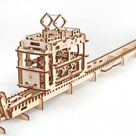 Ugears – unikalne mechaniczne modele 3D