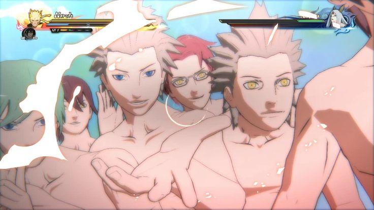 NARUTO SHIPPUDEN Ultimate Ninja STORM 4  かぐや暴力的な女神のパート1 [Kaguya the Viol...