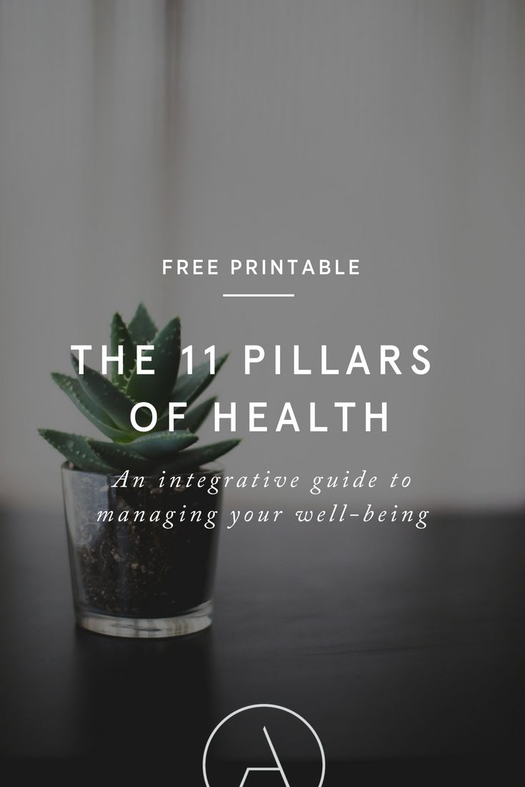 This guide outlines the 11 core elements of health and wellness to assist you in developing an integrative plan for leading a vigorous and fulfilling life.