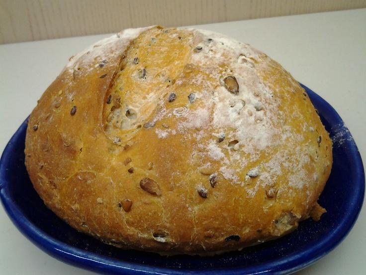 uno de los pan caseros del RiFF