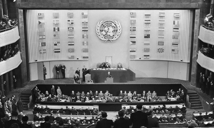 Born out of the trauma of the second world war, the landmark declaration unequivocally proclaimed the inherent rights of all human beings