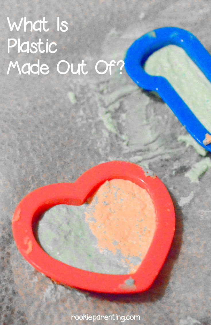 How To Make Plastic #STEMActivities #ForKids