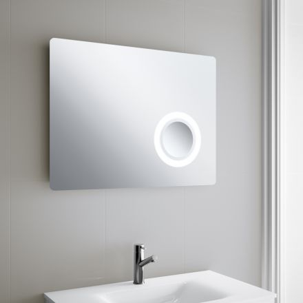 17 best images about miroir 80cm salle bain on pinterest for Miroir tactile
