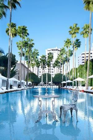 Delano Hotel in Miami's South Beach
