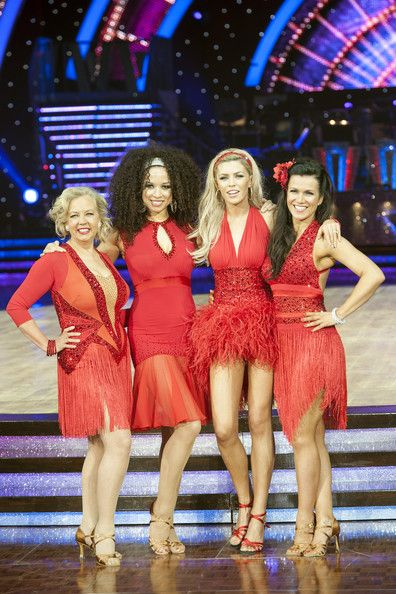 Natalie Gumede in 'Strictly Come Dancing' Live Tour