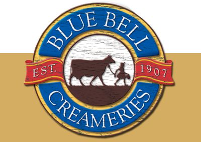 Blue Bell Creameries, Brenham, TX factory tour with the kids