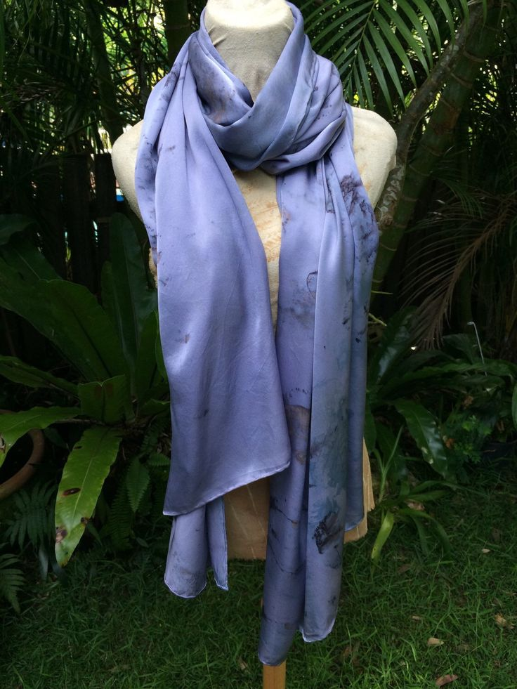 Plantdyed Pure Satin Silk WrapA personal favourite from my Etsy shop https://www.etsy.com/au/listing/267897445/ecoluxe-pure-matt-satin-silk-handyed