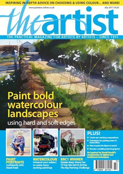 July 2017 The Artist. Buy online, http://www.painters-online.co.uk/
