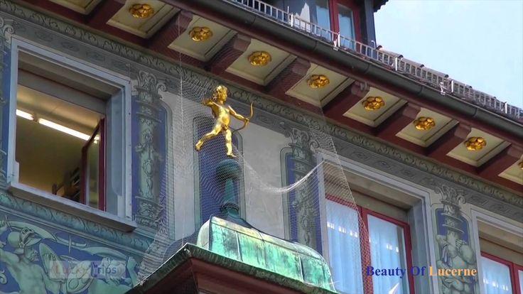 Lucerne City, Switzerland
