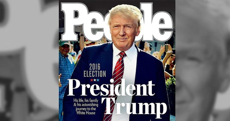 "NEW YORK -- People Magazine has come under fire by readers after publishing a cover featuring President-elect, Donald Trump.  The magazine has the former reality star on its cover with the headline: ""President Trump: His life, his family and his astonishing journey to the White House.""  The five-page article describes Trump's victory as a ""stunning upset, capping off the most polarizing presidential campaign in modern U.S. history."" The feature goes on to discuss Trump's early years growing…"