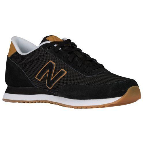 New Balance 501 barva černá / hnědá 38372 muži Běžecké boty