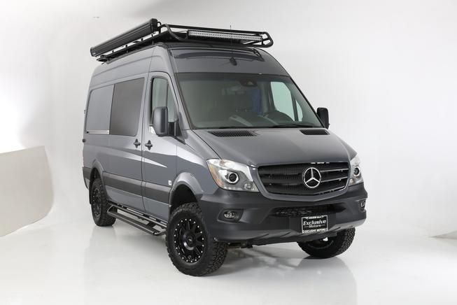 Used 2017 Mercedes Benz Sprinter 4x4 2500 144 For Sale In