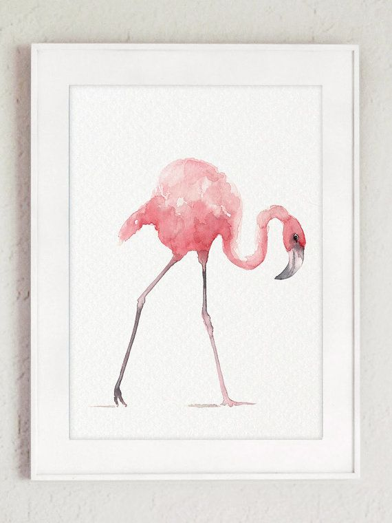 Best 25+ Flamingo art ideas on Pinterest