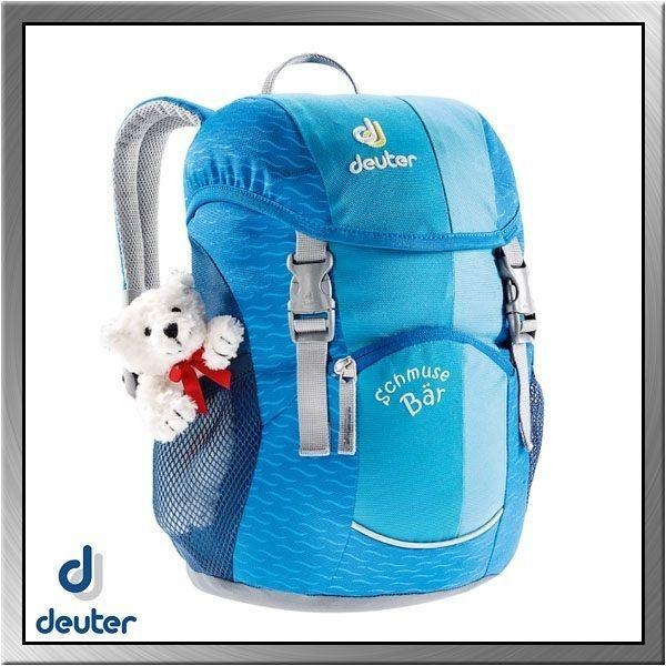 Backpack Rucksack Deuter Schmusebär for Boys, Children's 8 l 290 gr #Deuter