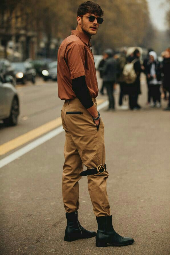 how to become fashionable man