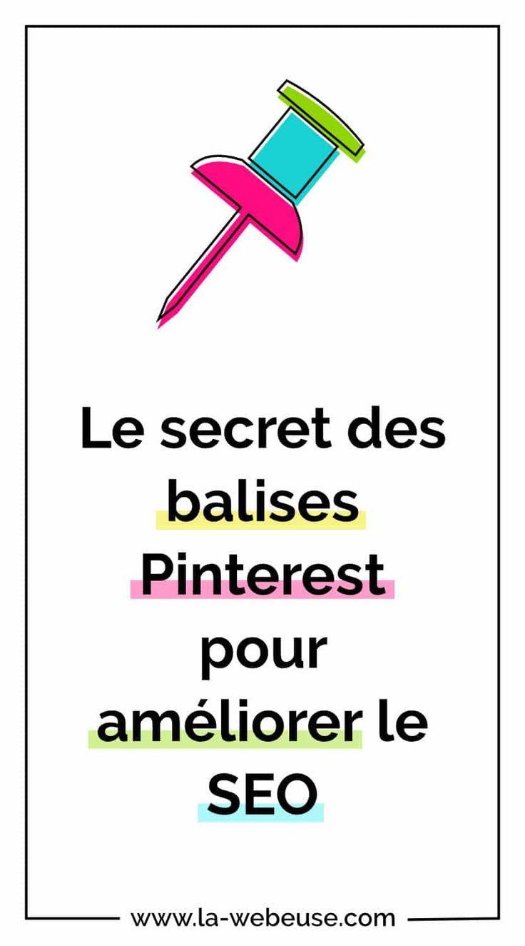 Attributs Pinterest Seo Le Secret Pour Ameliorer Votre Referencement Astuce Pinterest Gagner De L Argent Conseils Reseaux Sociaux