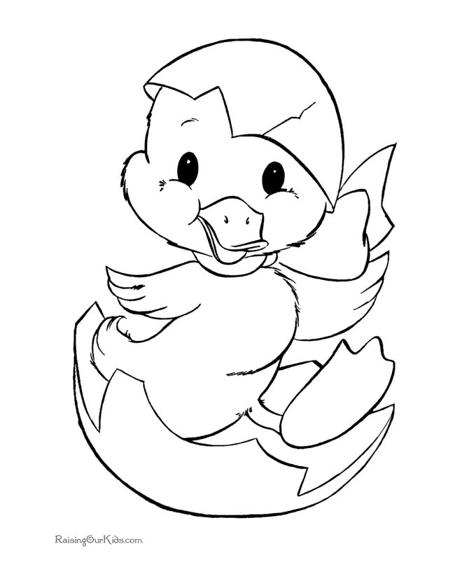 easter coloring pages  our duck coloring pages may be