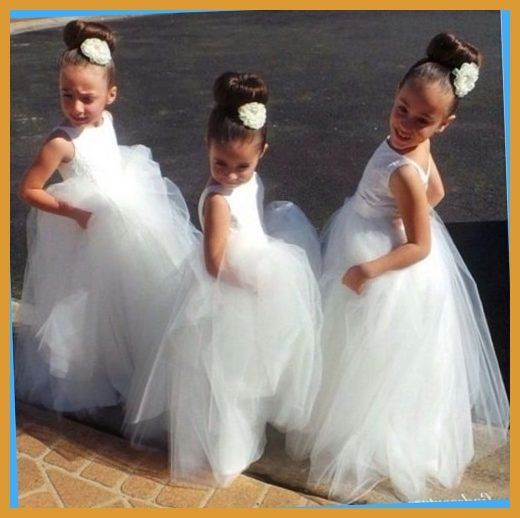 african american toddler flower girl hairstyles | Clever Hairstyles