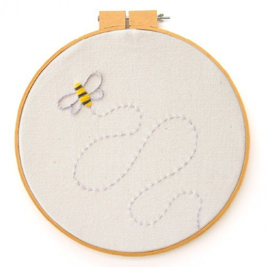 This is a cute and simple pdf embroidery pattern that will
