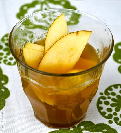 Warm Apple Cider Punch
