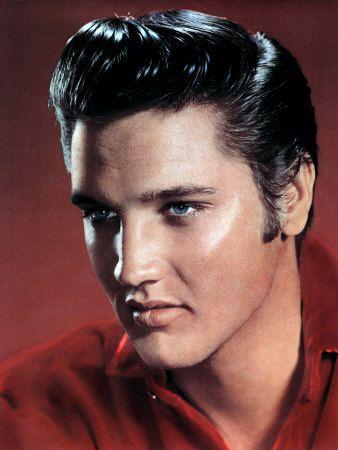 Elvis Presley (January 8, 1935 – August 16, 1977)