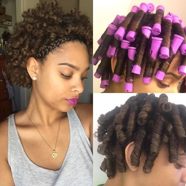 Mousse On Dry Natural Hair