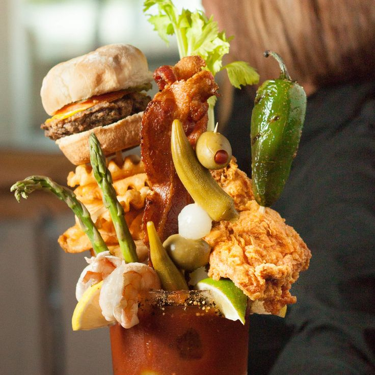 The 6 best Bloody Marys in Dallas  Food  Life  Bloody