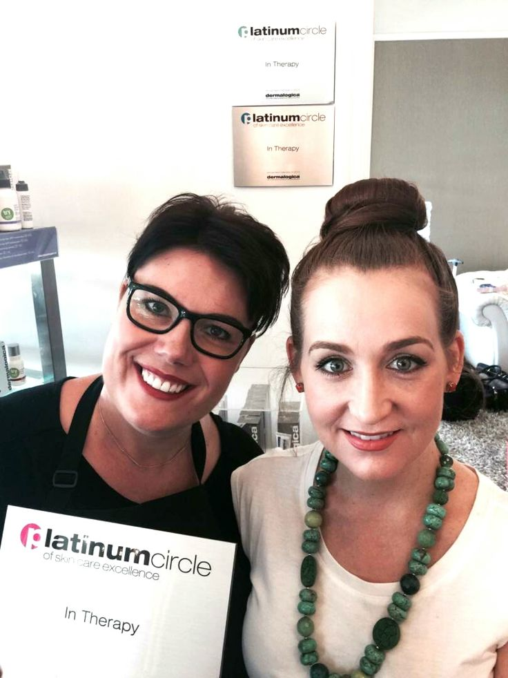 In Therapy Red hill a Dermalogica platinum partner again. :)