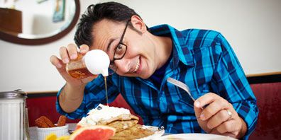 You Gotta Eat Here - I love John Catucci and this new show, especially when he's in the Maritimes!