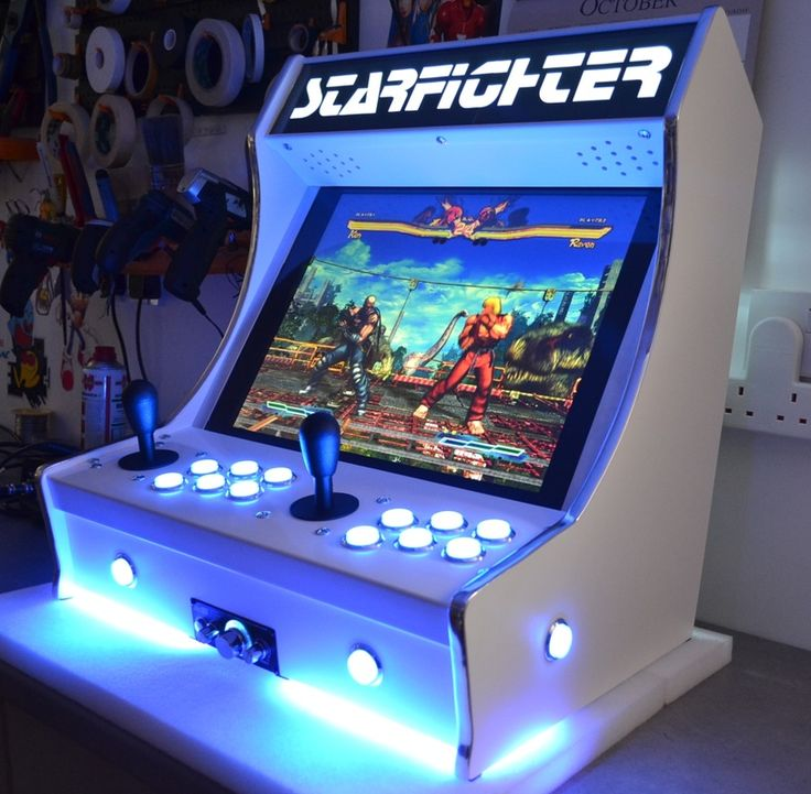 arcade emulator machine