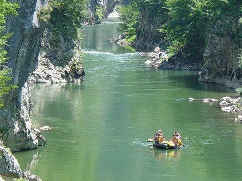 Lim im Bosnien und Herzegowina Reiseführer http://www.abenteurer.net/1180-bosnien-und-herzegowina-reisefuehrer/