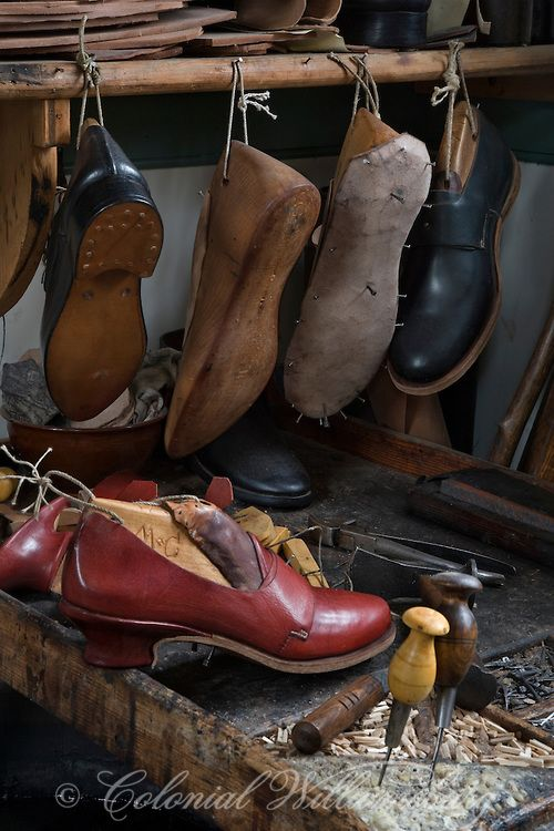 """Ben's father is a farmer as well as a shoemaker (also known as """"cordwainer""""). Deacon John, as he is known, is well-respected in the Braintree community. Ben really looks up to his father and appreciates all the sacrifices his father made for him over the years (especially helping him attend Harvard)."""