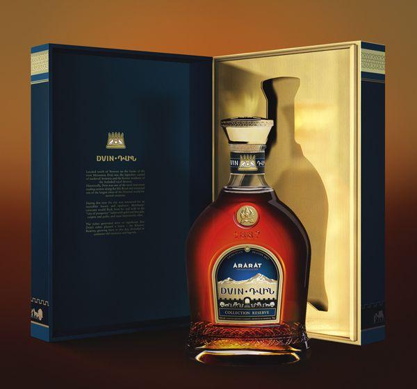 Ararat Dvin 10 Years Old Armenian Brandy - Buy Liquor Online | Golden Jug Liquor