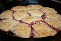 Deep South Dish: Blackberry Dumpling Cobbler  Boys are out picking blackberries now!!