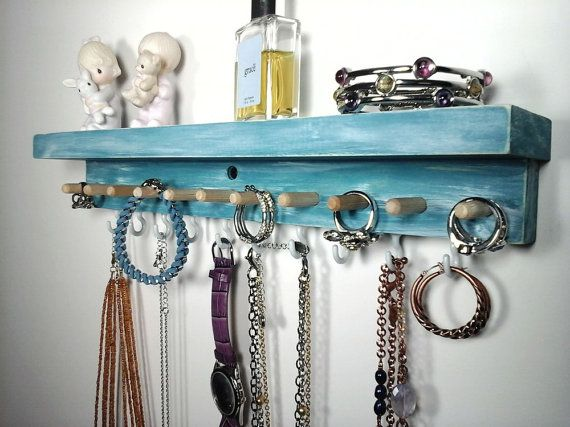 Wall Hanging Jewelry Organizer 28 best jewelry organizers & displays images on pinterest