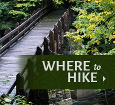 Hike the Ice Age trail