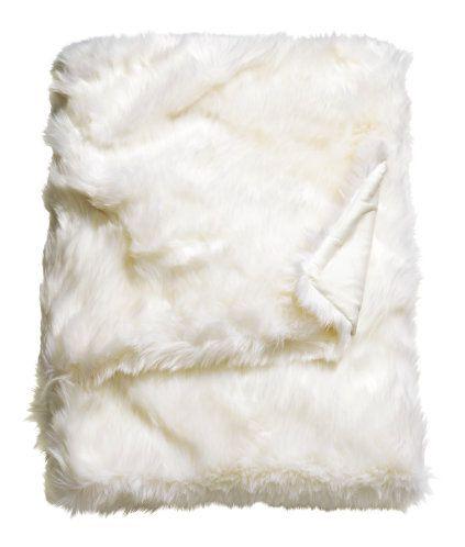 Faux Fur Throw | Product Detail | H&M