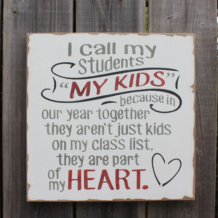 """""""My Kids"""" sign painted by The Primitive Shed, St. Catharines"""