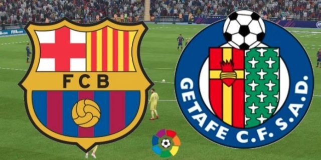 Prediksi Pertandingan Barcelona vs Getafe 11 Februari 2018