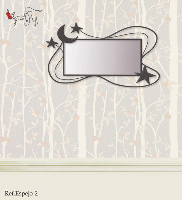 espejos de forja espejos de forja modernos fabricados de forma artesanal y bajo