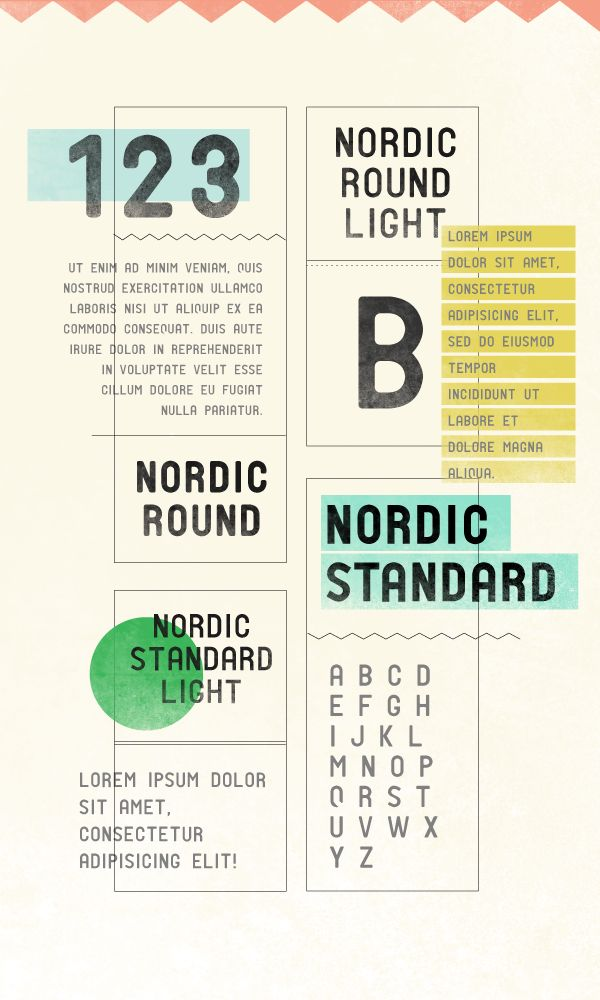Top Notch - free font | via Emmadime