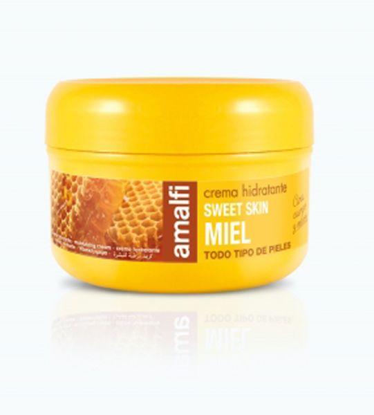 Ενυδατική κρέμα με μέλι