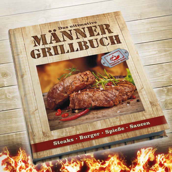 Weg mit den billigen Fertig-Koteletts! In diesem Grillbuch findest Du tolle Grillrezepte für Männer, die wissen, wie man grillt. via: www.monsterzeug.de