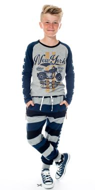 T-shirt l/æ - NewYork02
