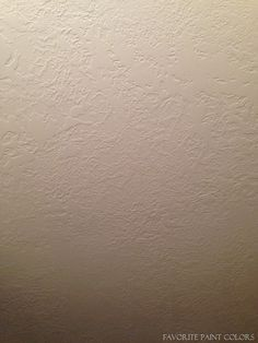 knockdown ceiling texture